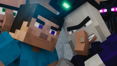 《Minecraft 我的世界》动画之烦人的村民第八集