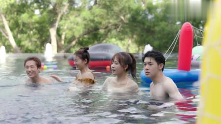 颜晓希不慎落水,没想到直接碰上齐景浩总裁老爸