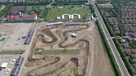 齐名F1!世界上级别最高摩托车越野赛首次来沪