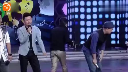 黄渤、徐峥一段B-box表演 一开口何炅就笑不拢口