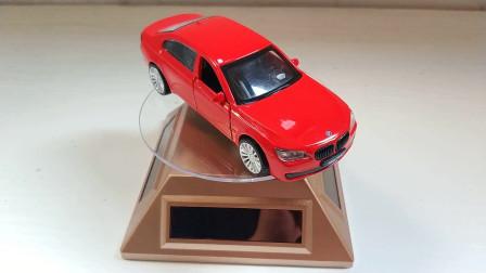 汽车玩具模型 宝马760li 彩珀合金车模