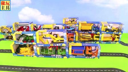 儿童救护车和火车玩具很给力