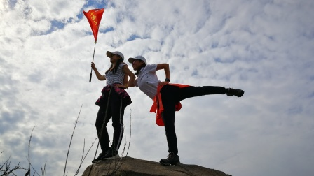 《徒步山东》济南区(4):鹊山-黄河穿越19.9.15
