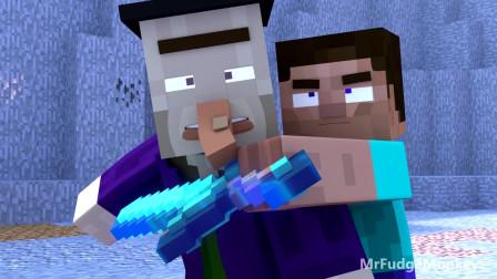 《Minecraft 我的世界》动画之烦人的村民第九集