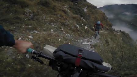 朝圣之旅,喜马拉雅山上的骑行冒险-