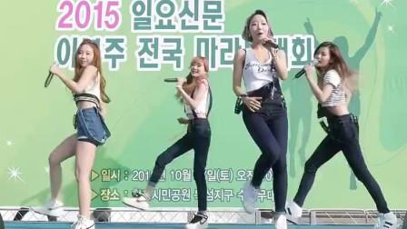 CUPID韩女团热舞,优雅甜美气质绝佳