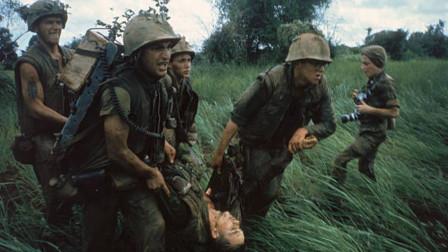 越南把美国玩的有多惨?打仗走路踩到暗坑的钉子 一抬脚全是牛屎