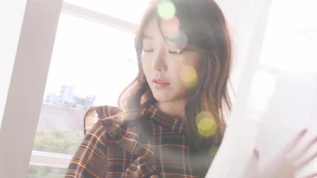韩国清纯美少女,清秀脱俗,让人挪不开眼!