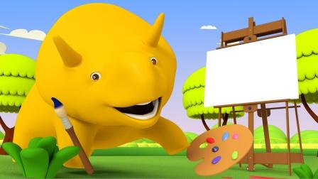 第85集 画画学习形状