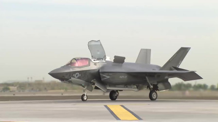 F-35战斗机 航空母舰垂直起降