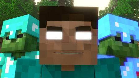 《Minecraft 我的世界》动画之烦人的村民第11集
