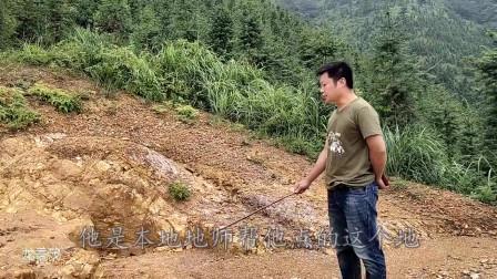 龙香茂:十万大山里点评一个地,走了3个多小时山路才到,这个地值得要吗
