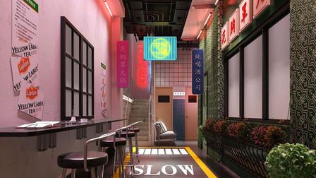 网红火锅店#1