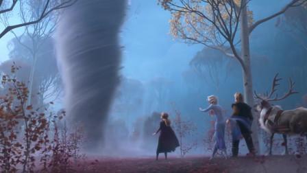 《冰雪奇缘2》全新预告发布