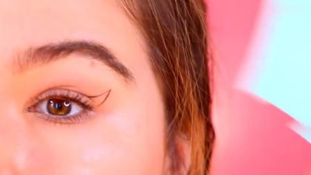 初学者怎么画眼线 学会这几招 画眼线更容易