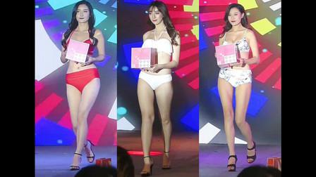 2019中国旅游小姐全球大赛广东赛区泳装秀