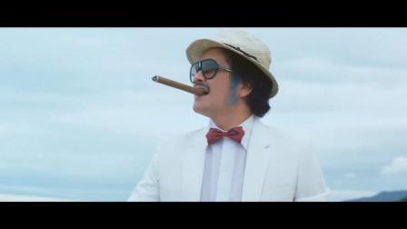 """香港黑帮电影:黑帮老大""""笑面虎"""",做事心狠手辣"""