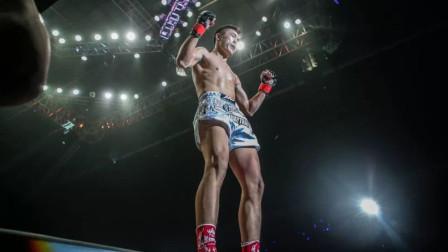 韩子豪KO泰拳超级天王佩其布楚 这是一场具有里程碑意义的比赛
