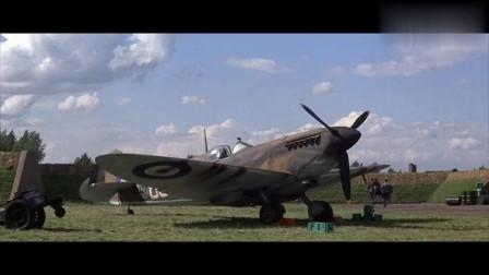 德军空军大规模轰炸英军飞机场,如此劲爆的一部二战片,全程强悍