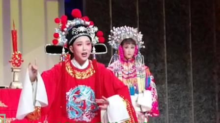 江敏 汪晨晨演唱《民女名叫冯素贞》