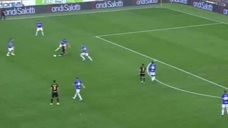 守门员看球赛看入迷了,就记得观赏了