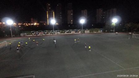 漫享FC 2019-09-28 比赛集锦
