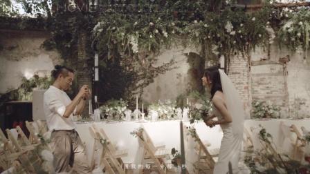 MOVINGMOVIE - 白果婚礼