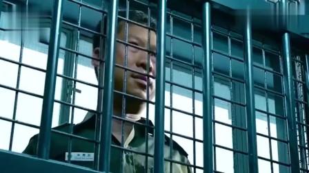 甄子丹打死对手以后坐牢,狱警也欺负他,他只有拿监狱老大出气了