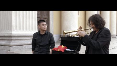 安德烈演奏《我和我的祖国》(小号独奏)——献礼国庆70周年