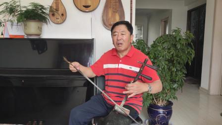 弘扬戏曲文化,京胡演奏马派四进士,拉得非常动听