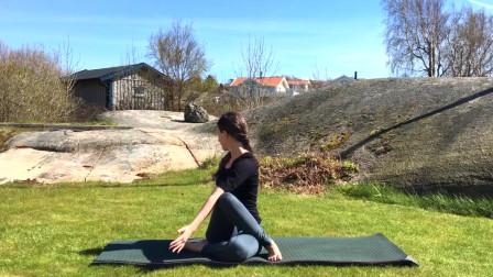 七天清晨瑜伽系列 - 星期五