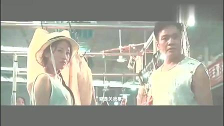 """电影功夫2:""""火云邪神""""在菜市场再次放大招,场面吓人了!"""