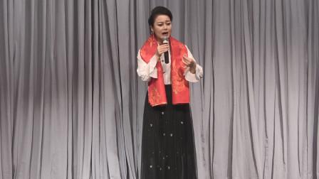 秦腔最高殿堂,易俗社美女左晨下乡演出《三击掌》选段,百看不厌