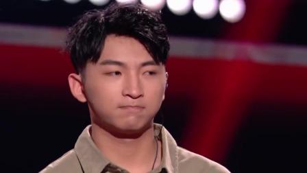 """""""黑马""""学员音乐之路:哈林成就他的音乐梦想 中国好声音 20191007"""