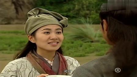 再生缘:丽君和少华抱在一起,这下羞死人啦!