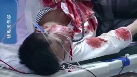 患者胃出血,可找不到出血点,不料是腮帮子破了,血是他吞进去的