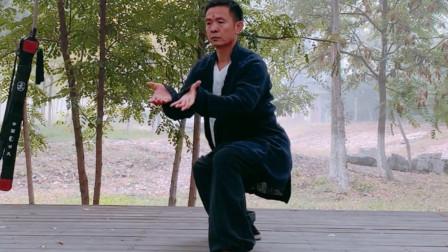 黄山老师的道家五行养生功法之虎形,让你健脾胃、练腰力强筋骨!