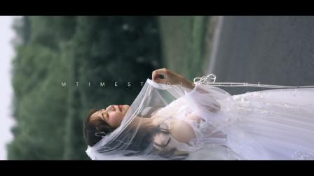 杨小姐的文艺婚礼 | 相互的陪伴是我们对彼此的承诺