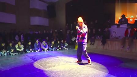 这就是街舞2:Semi张世民炸场裁判秀