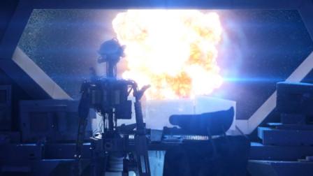 人类灭亡AI孤独漂流太空几千年,直到恒星死亡!
