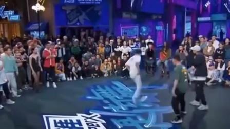 这就是街舞2:中国小伙PK街舞,地板舞不输外国人