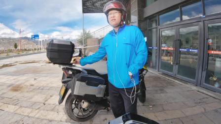 听说西藏很多摩托车没有牌照,什么原因?三虎长见识了