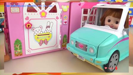 玩偶 过家家玩具toys Baby Doli play