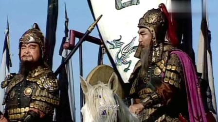 曹操:刘备逆贼 刘备:曹操反贼 难得一见刘备对阵曹操
