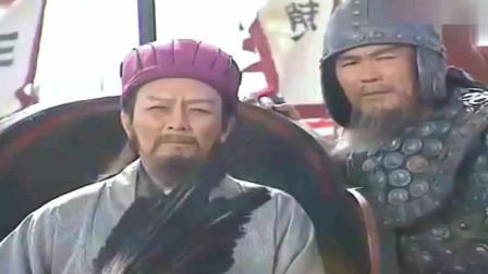 三国演义:此人大言不惭,竟说要生擒诸葛亮,不料诸葛亮早有防备!