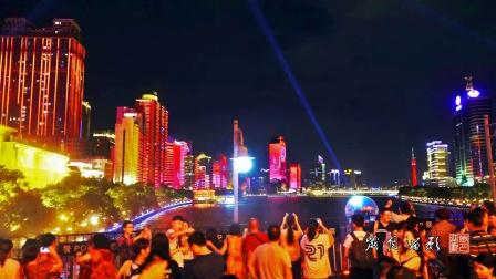 庆祝建国70周年广州4K影像纪录(1080P版)