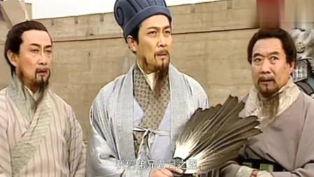 三国演义:关羽死后,张飞来质问刘备为何不给二哥报仇,情深义重!