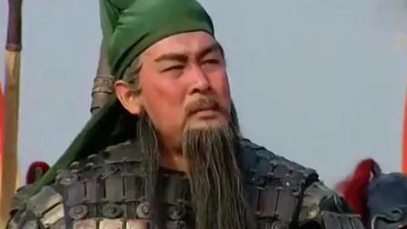 老版《三国演义》 关羽暮年战徐晃这段,堪称经典,百看不厌!