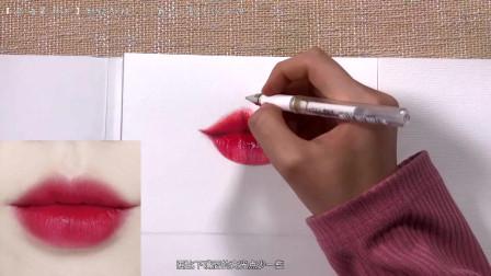 彩铅第一季第8集—彩铅人像的运用