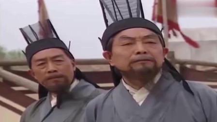 三国演义:十万兵马都不在话下!不愧是军师头脑!真有排场!